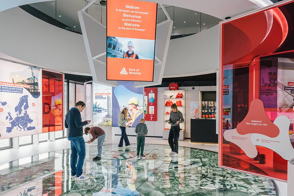 A293 Innekegebruers Bedrijfsreportage Portopils Havenvanantwerpen Creatie Bailleul Ontwerpbureau Museum 69