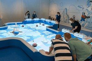 A81 Blue Zone Arctic Explorer Robo Lab